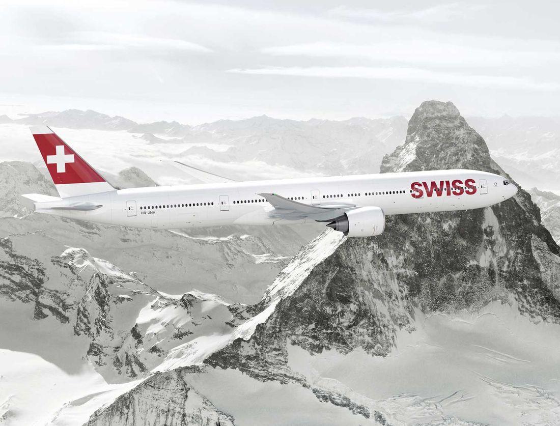 Swiss International Air Lines Flotte