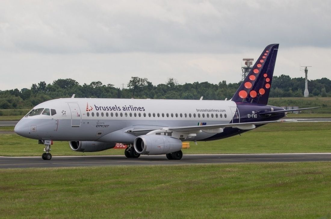 Brussels Airlines fleet