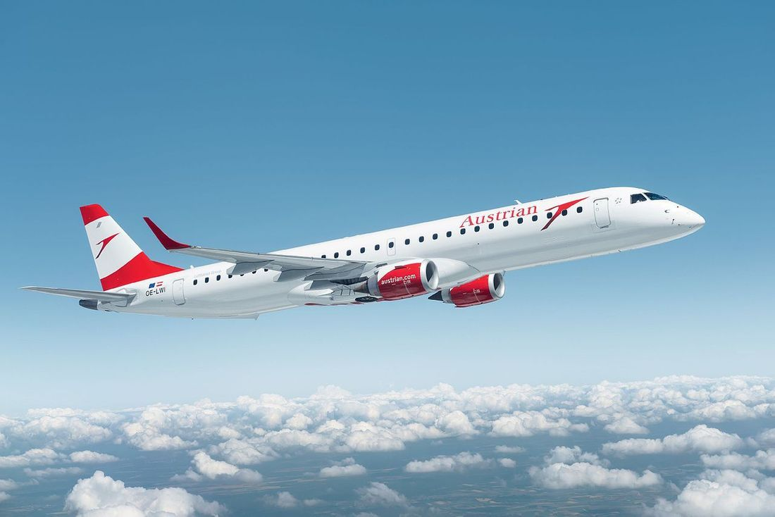 Austrian Airlines fleet