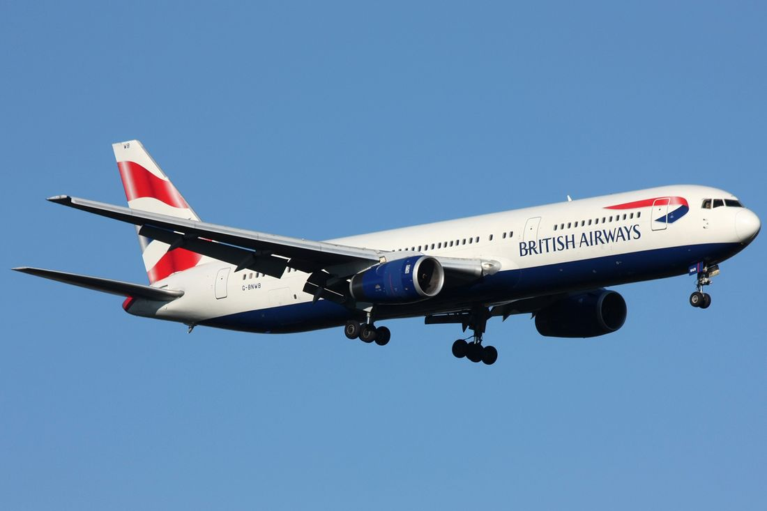 British Airways Flotte