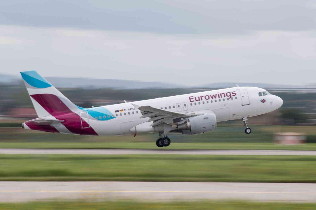 Eurowings fleet