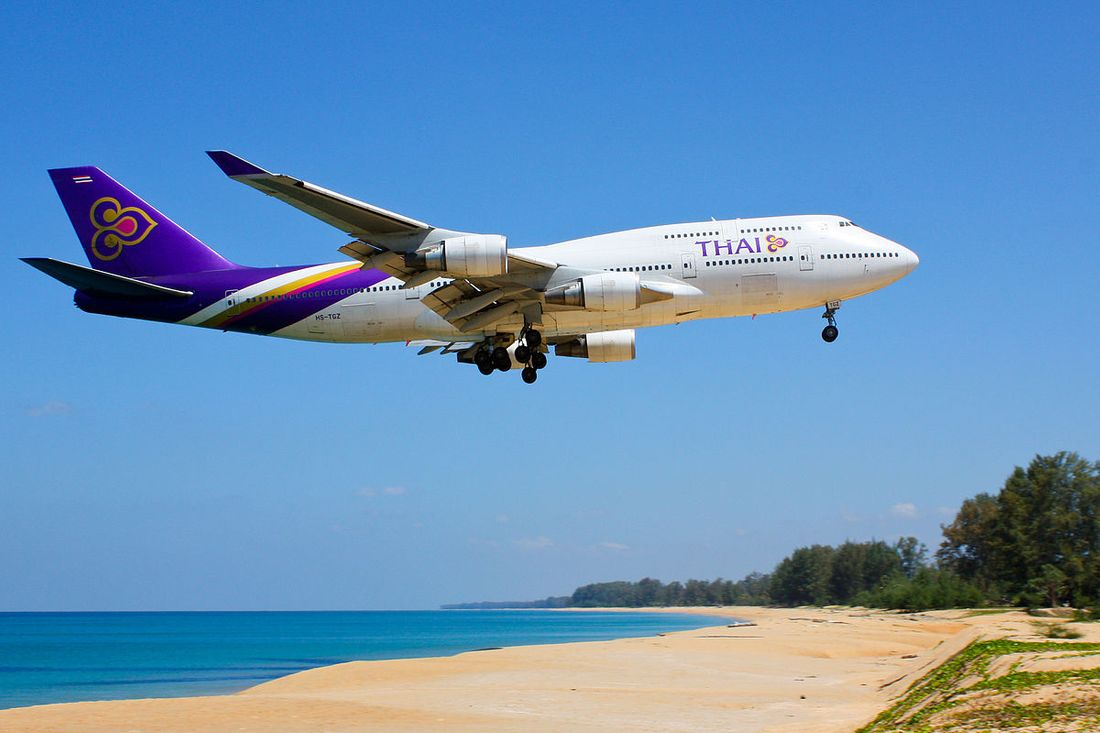 Thai Airways fleet