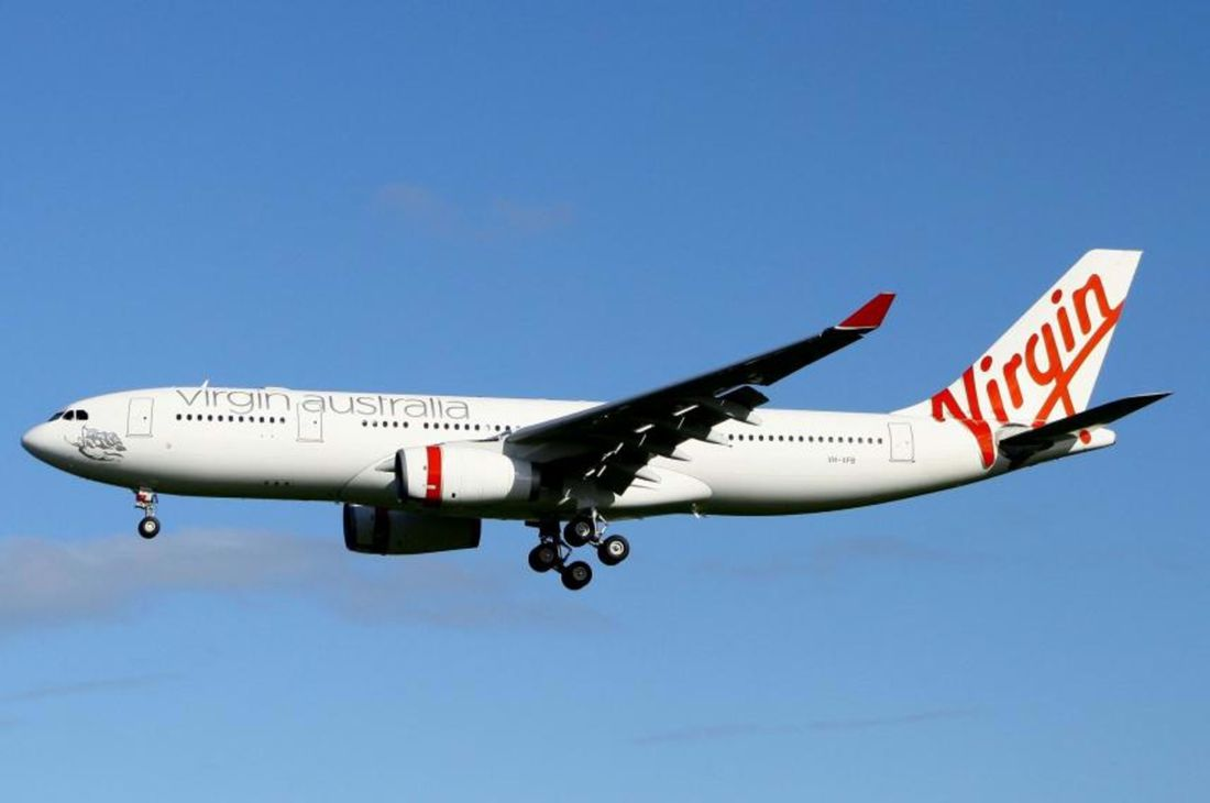 Virgin Australia fleet