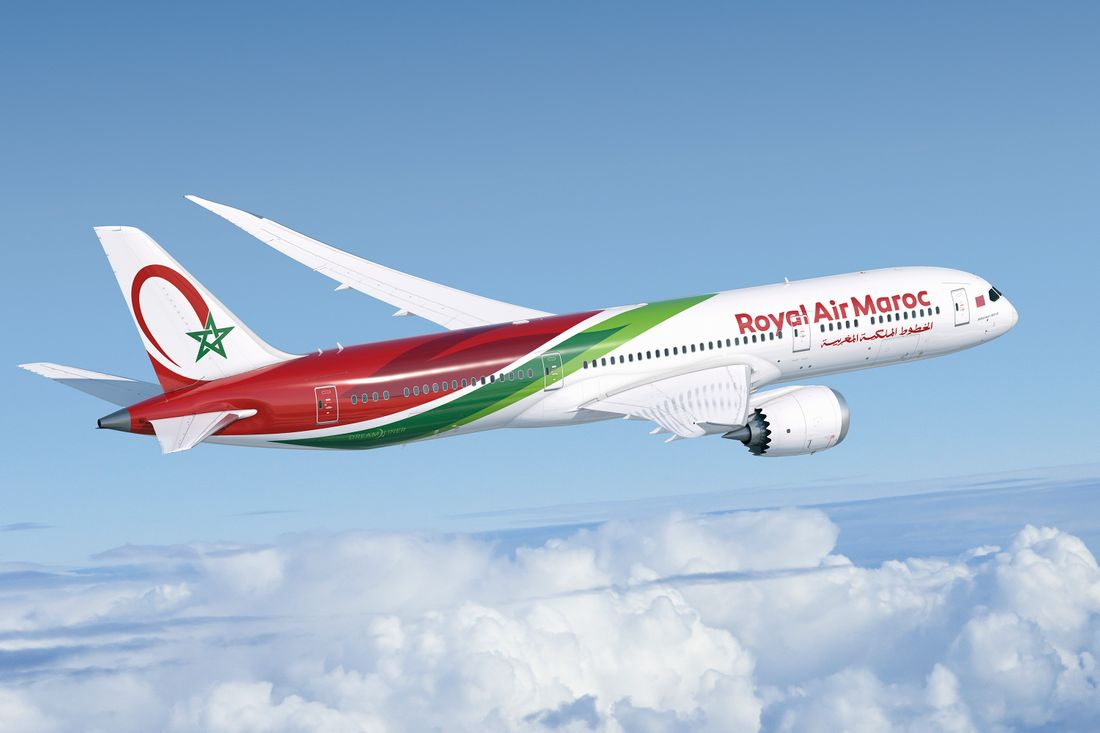 Royal Air Maroc Flotte