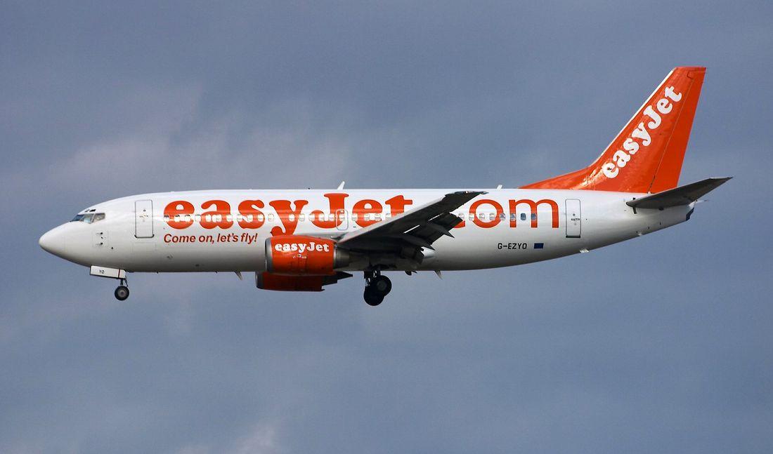 EasyJet fleet