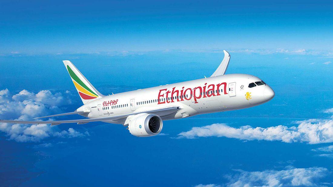 flota de Ethiopian Airlines