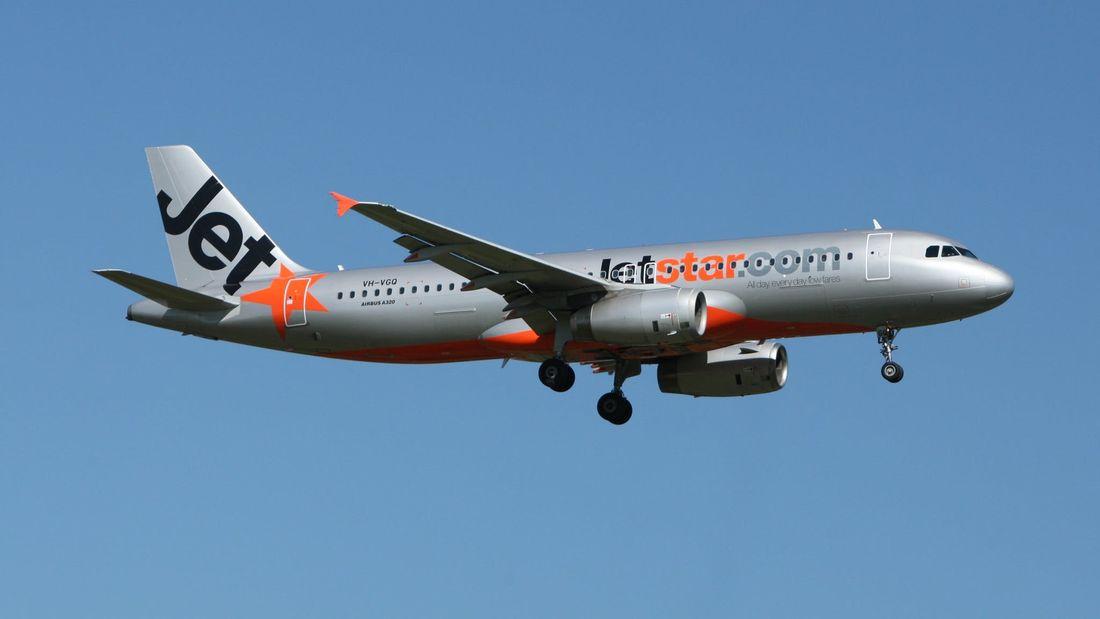 flota de Jetstar Airways