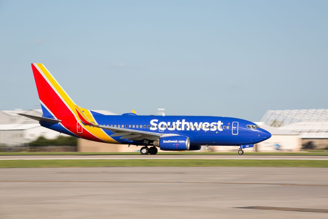 Southwest Airlines fleet