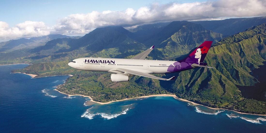 flota de Hawaiian Airlines