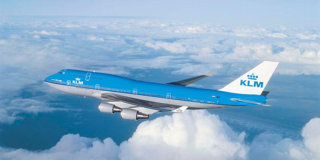 flota de KLM