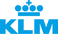 logotipo de la KLM
