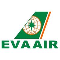 logotipo de la EVA Air