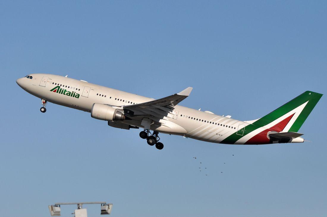flota de Alitalia