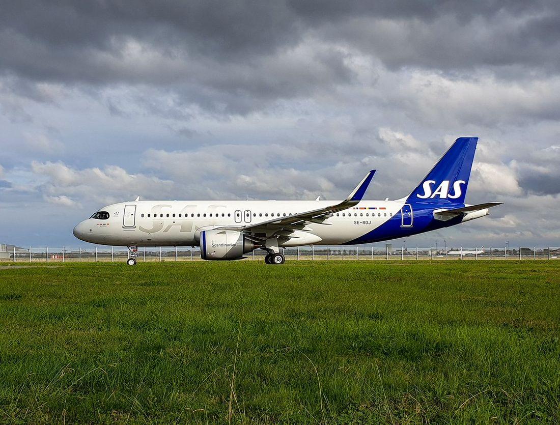 Scandinavian Airlines (SAS) Flotte