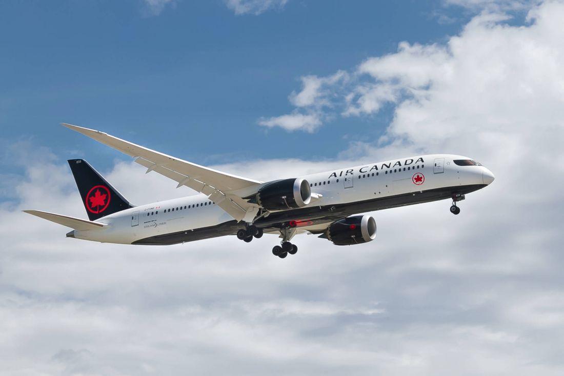 flota de Air Canada