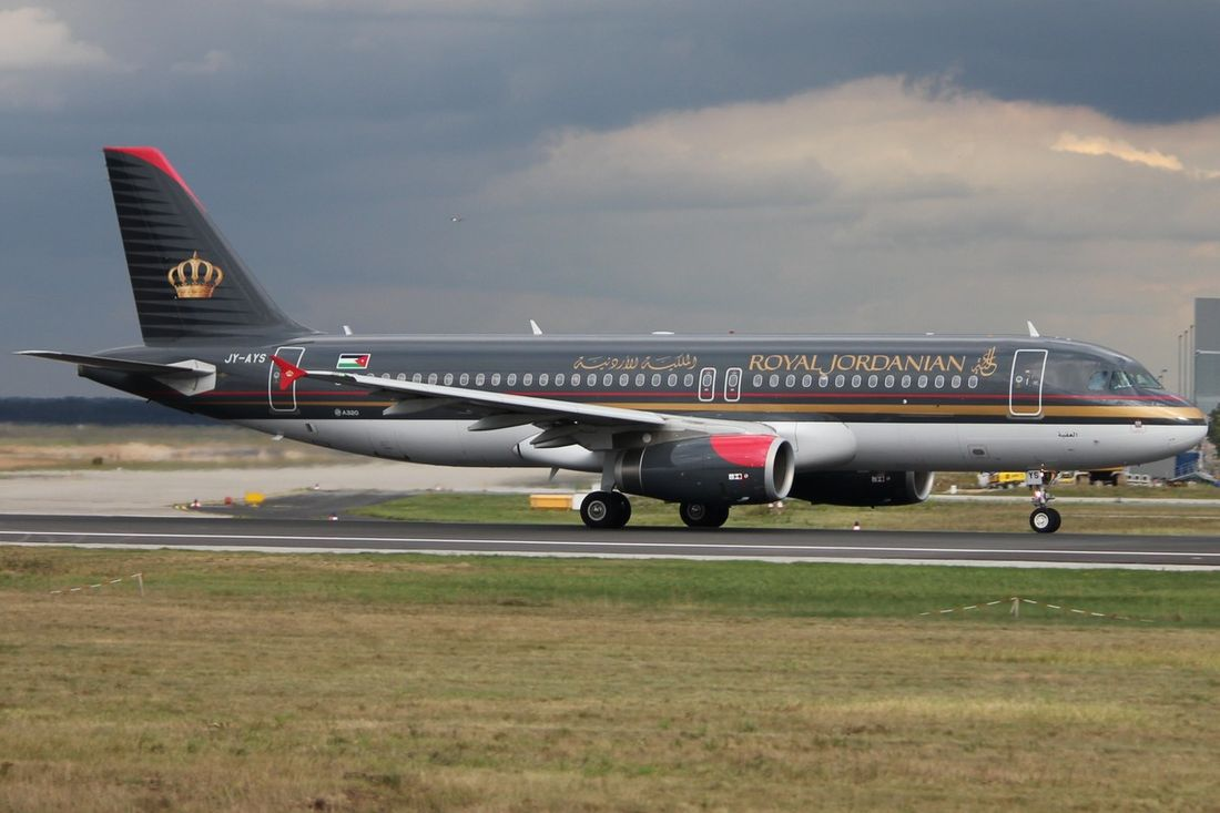 Royal Jordanian Airlines fleet