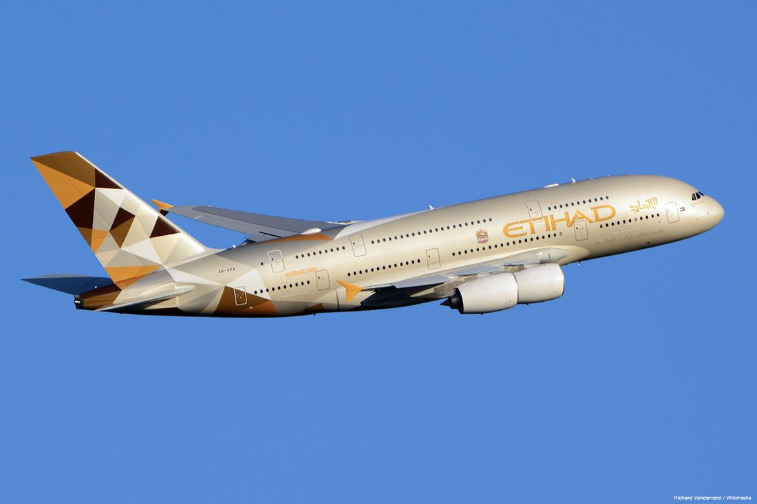 Etihad Airways fleet
