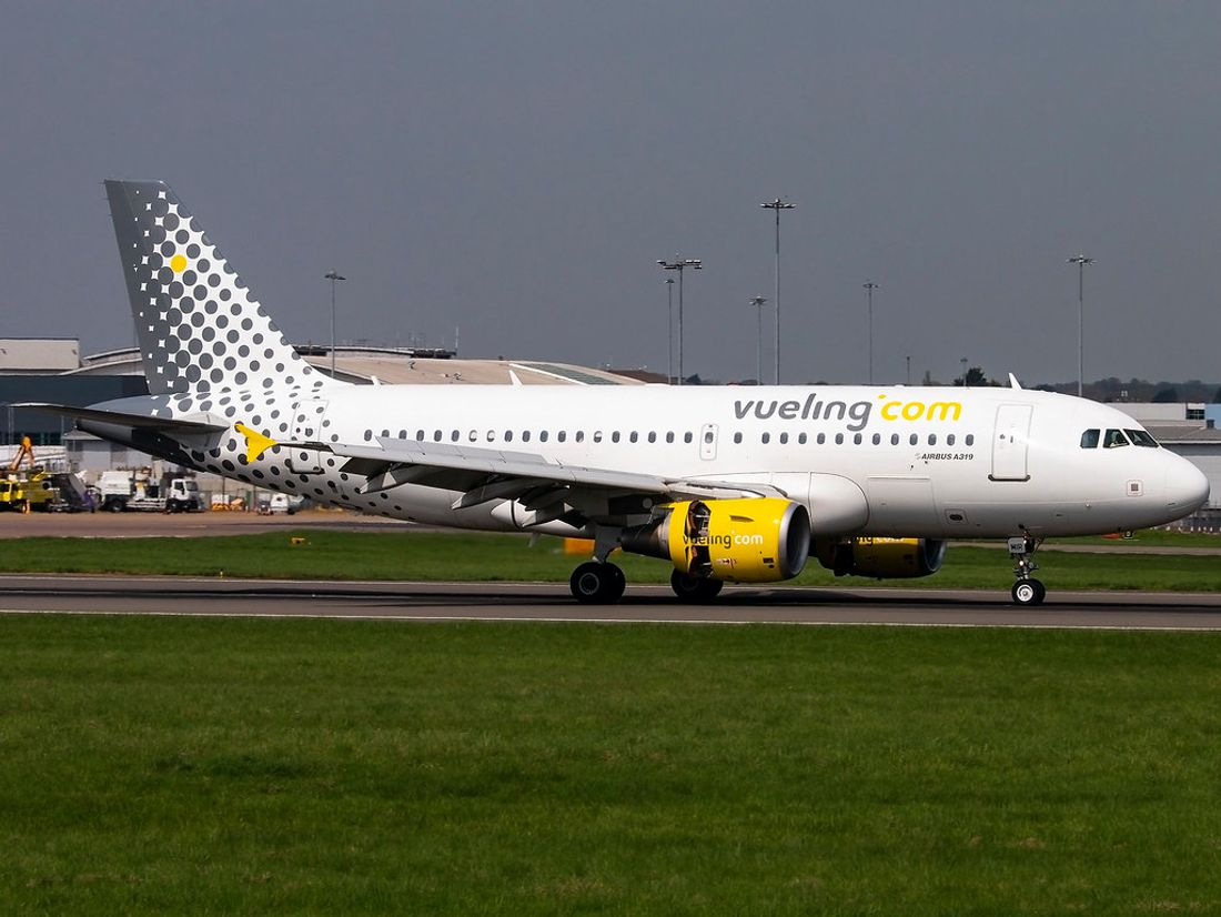 Vueling Airlines fleet