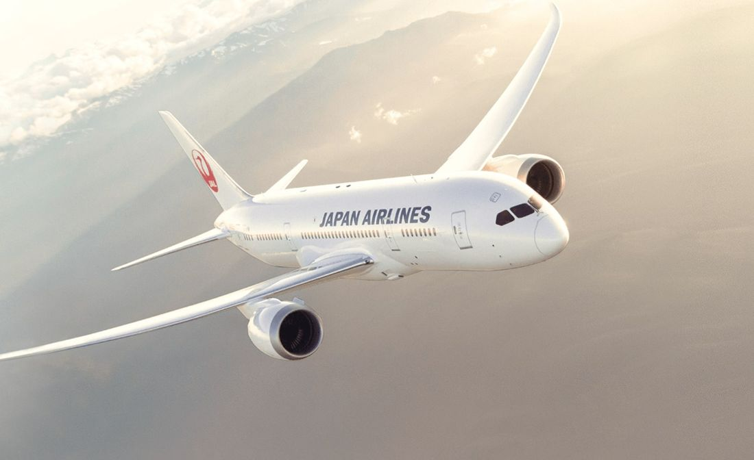 Japan Airlines (JAL) fleet