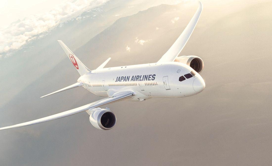 самолеты Японские авиалинии
