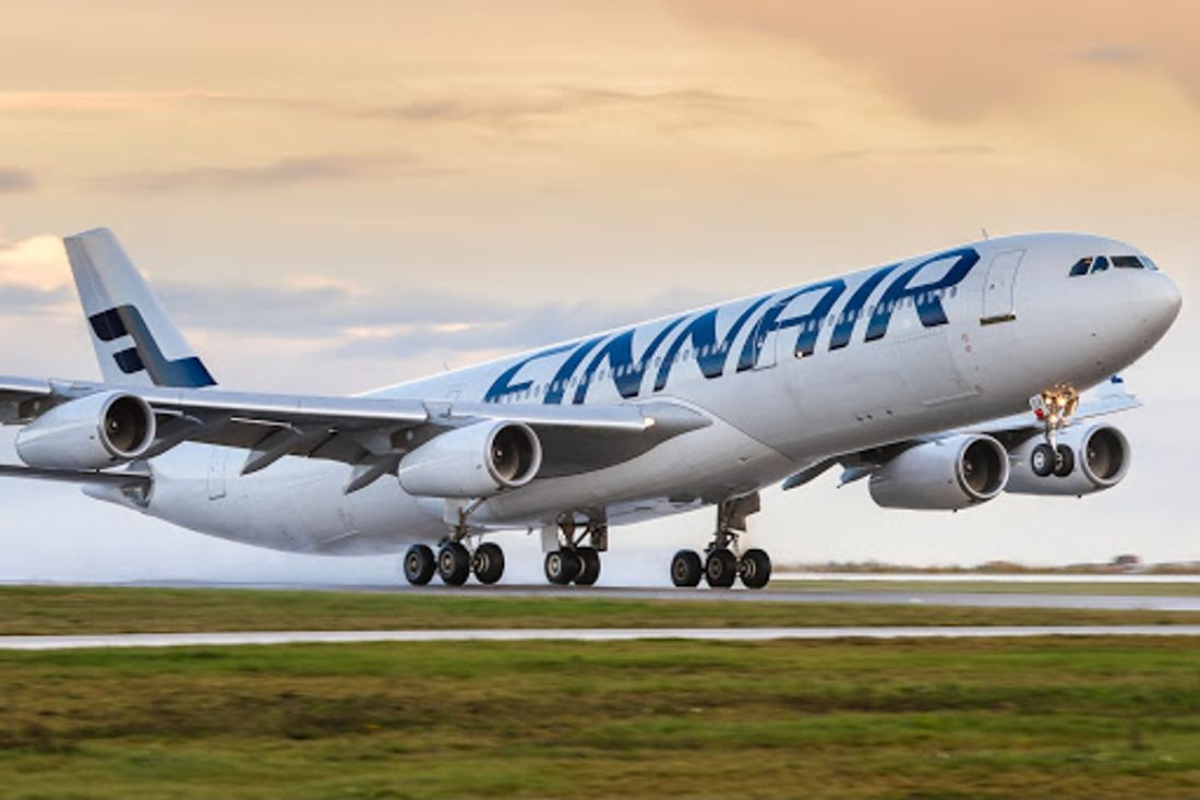 Finnair fleet