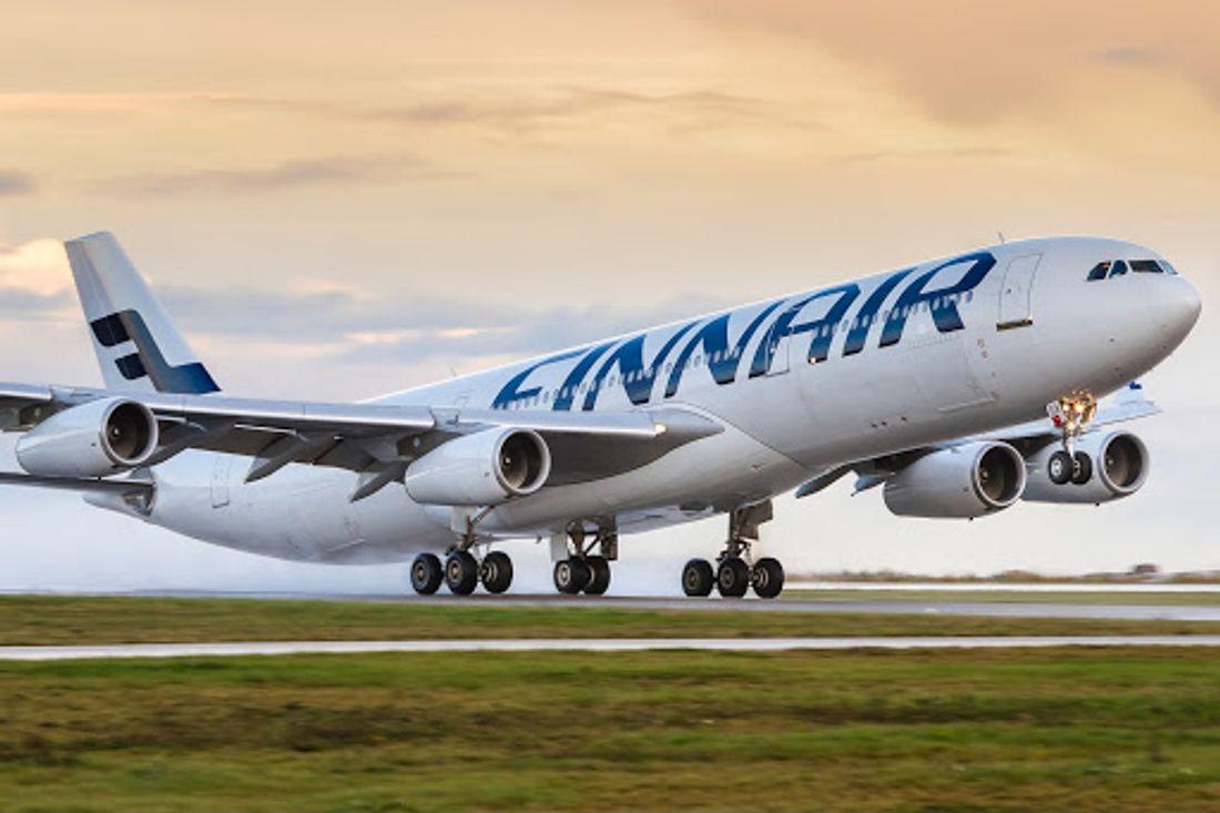 flota de Finnair
