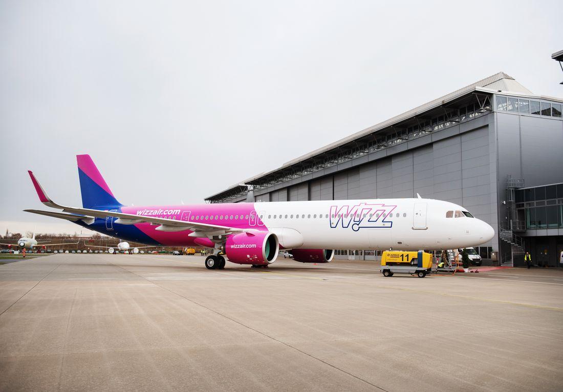 Wizz Air fleet