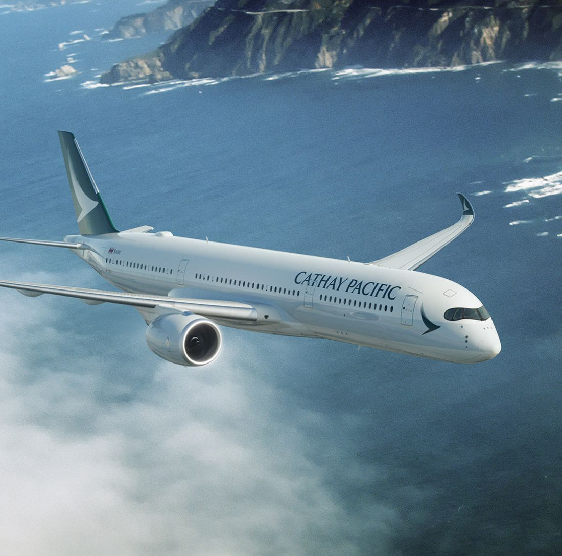 Cathay Pacific Flotte
