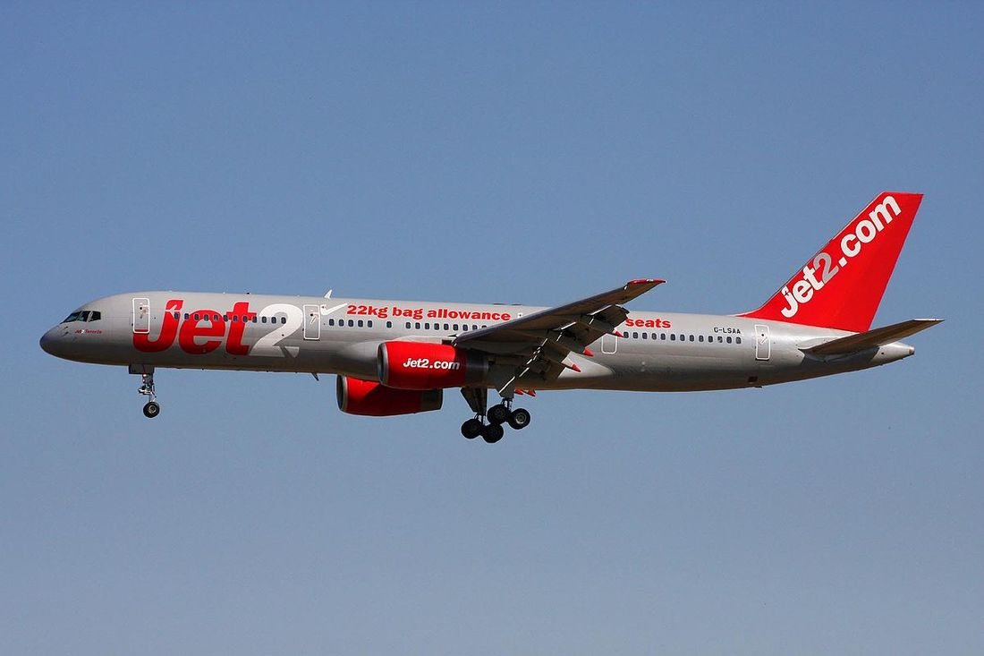 Jet2.com fleet