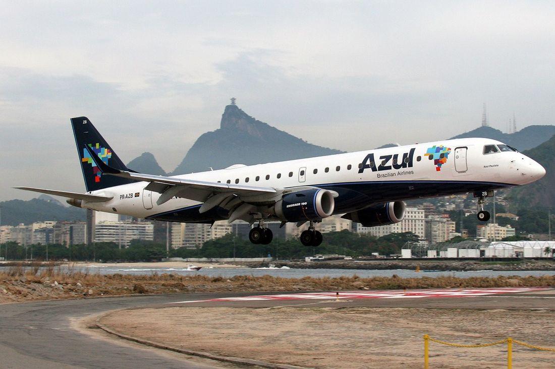 самолеты Azul Airlines