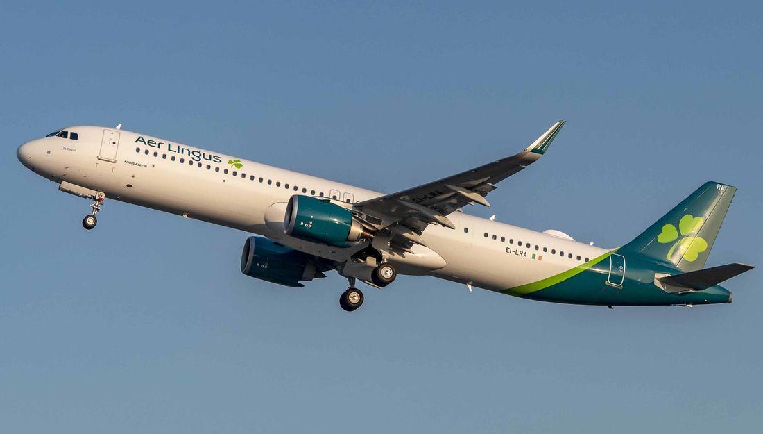 flota de Aer Lingus