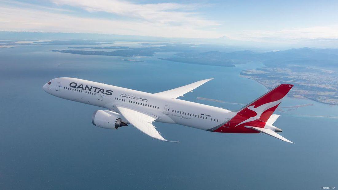 Qantas fleet