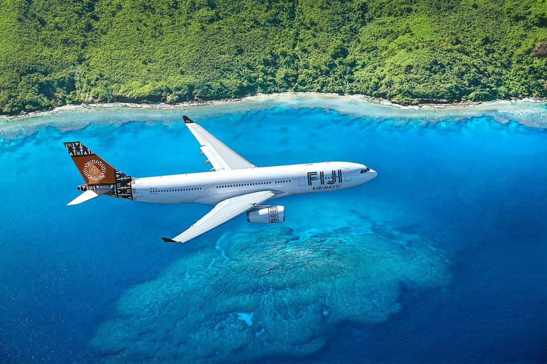 Fiji Airways Flotte