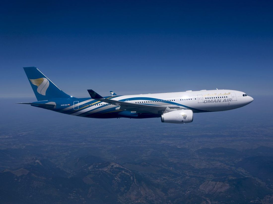 Oman Air Flotte