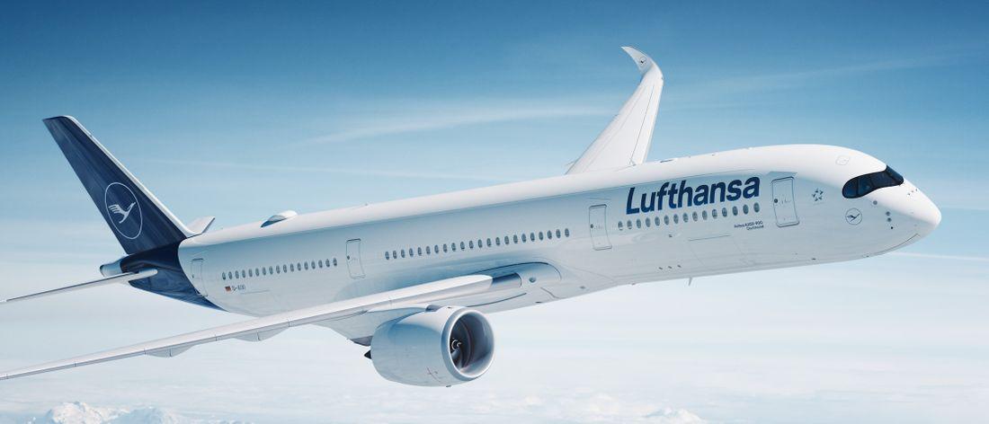 самолеты Люфтганза