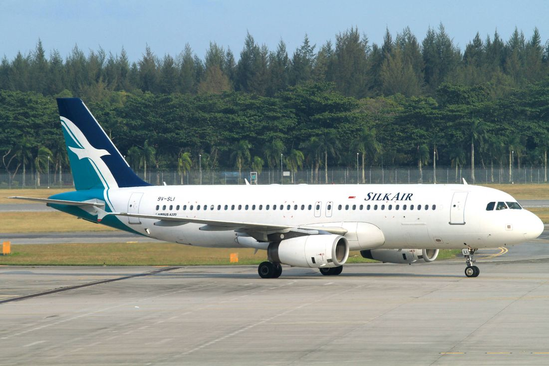 SilkAir fleet