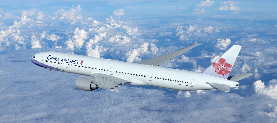 China Airlines Flotte
