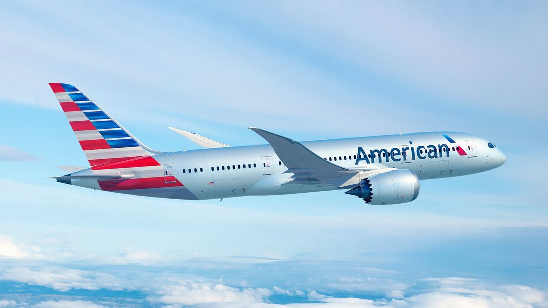 American Airlines Flotte