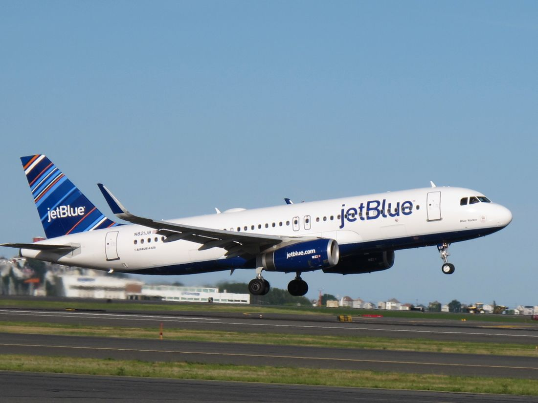 jetBlue Airways Flotte