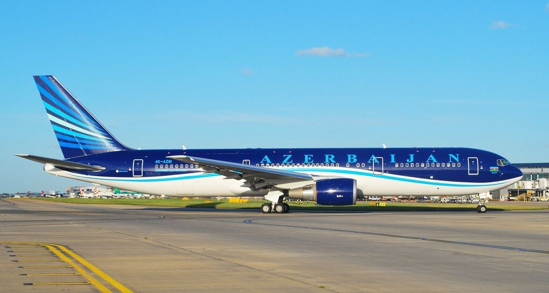 Azerbaijan Airlines fleet