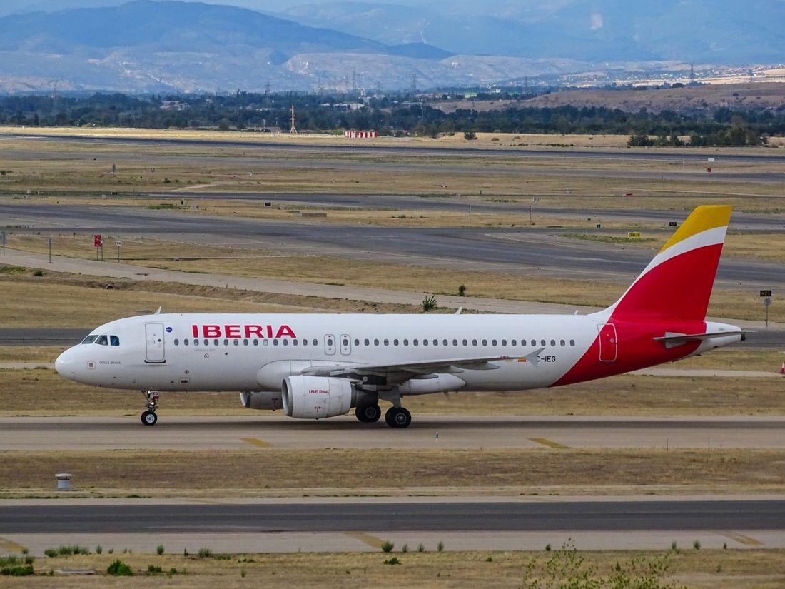 самолеты Иберия