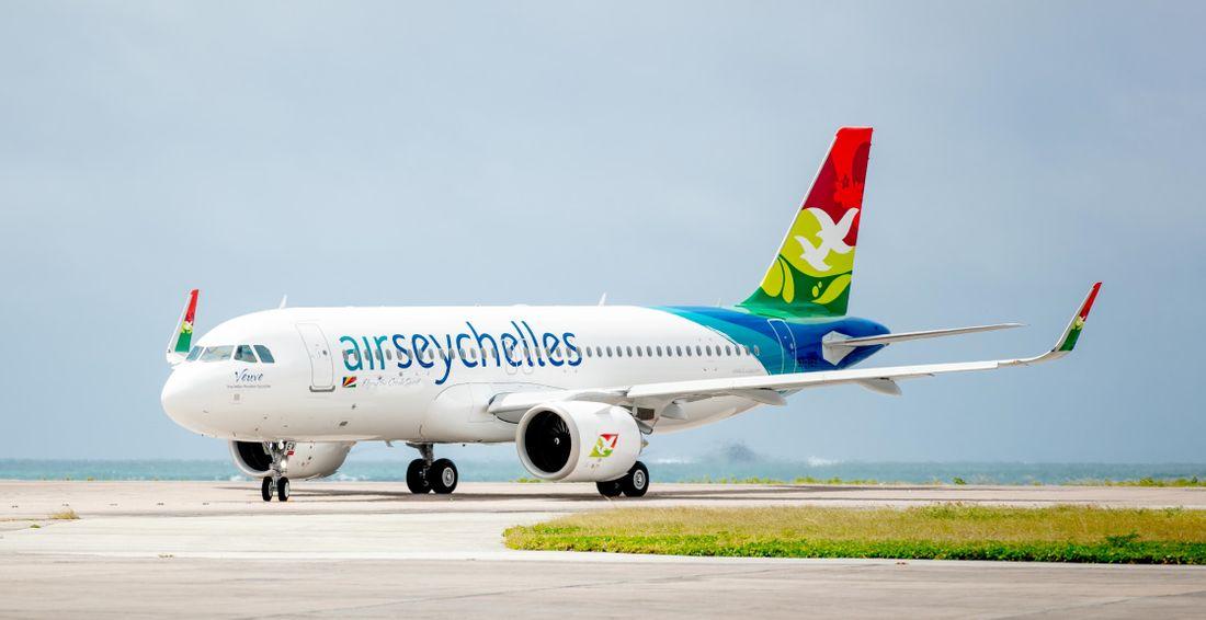 самолеты Сейшельские авиалинии